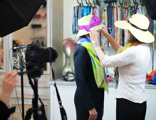 Video Day Event : Marilyn Tapes New Videos With Client Participation