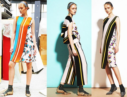How To Mix Up Prints For Spring 2017