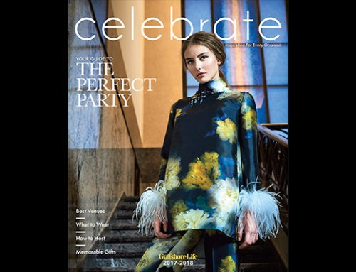 Fashion From Marilyn's Featured on Cover: Celebrate – by Gulfshore Life
