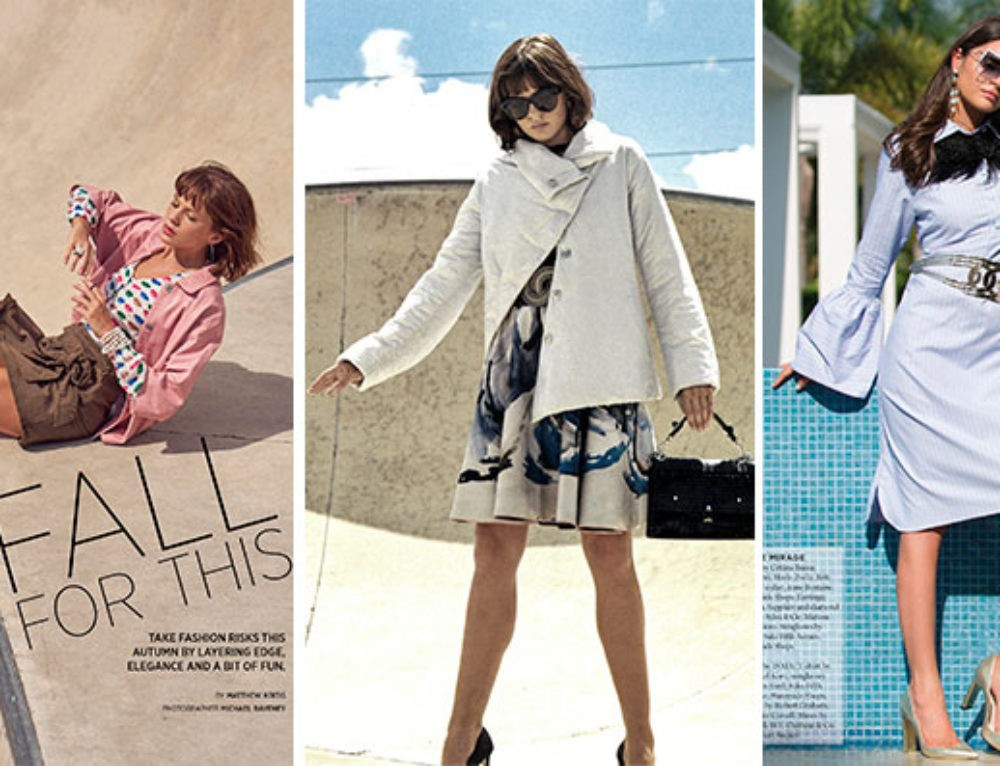 Fall For This – Marilyn's Fashion Featured In Gulfshore Life Magazines
