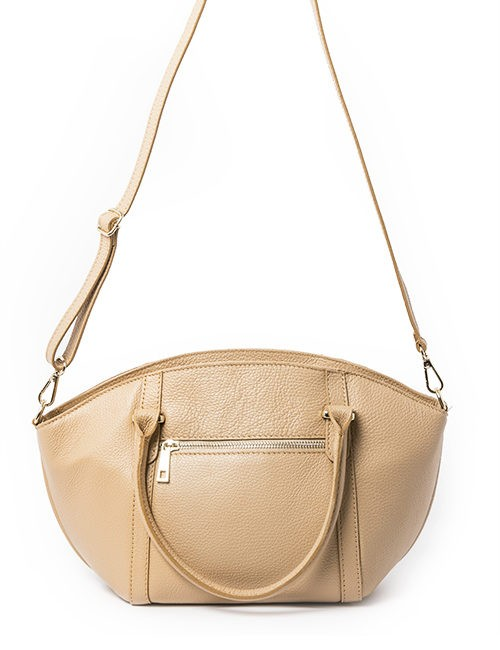 Leather--Handbag_Crossbody-Grip-Handles_beige1