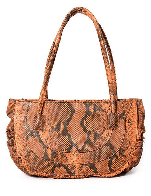 SKU-10870_Python-Handbag_Orange