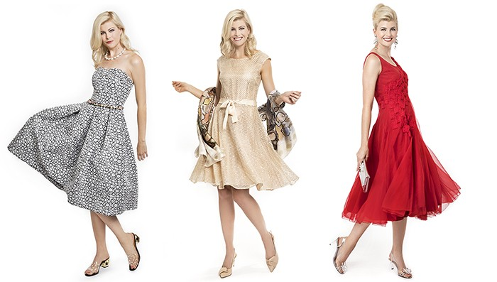Holiday Dresses From Marilyn's, Naples Florida