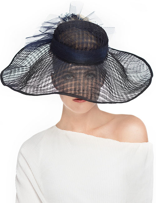 Sku-21739_Wide-Flexible-Brim-Hat_Navy_front