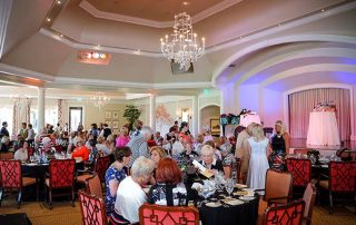 Fashion Show - Christ Child Society Founders Lunch 2018