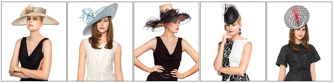 Five Derby Hat Options - Marilyns, Naples Florida