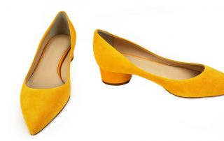 Marilyn's Shoes