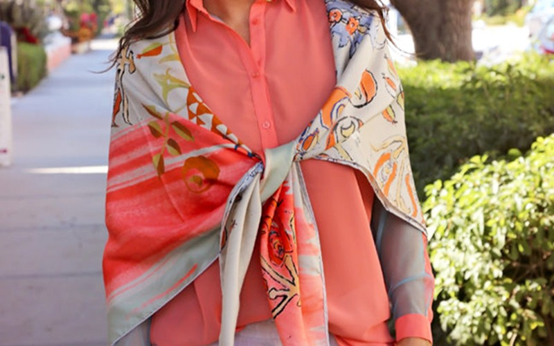 Shop Scarves - Marilyn's Online Shopping