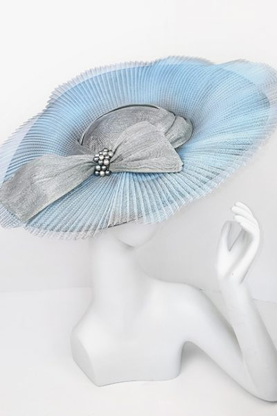 Marilyn Headband fascinator Handmade in Paris 2646