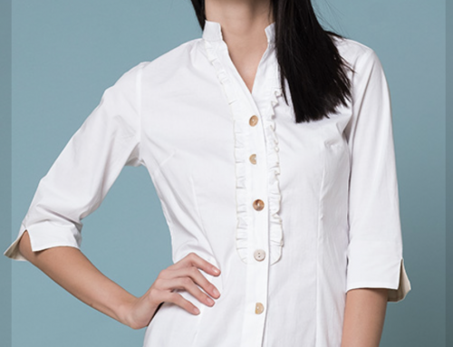 Fall Trend Alert! The Power of the White Button-Down Shirt