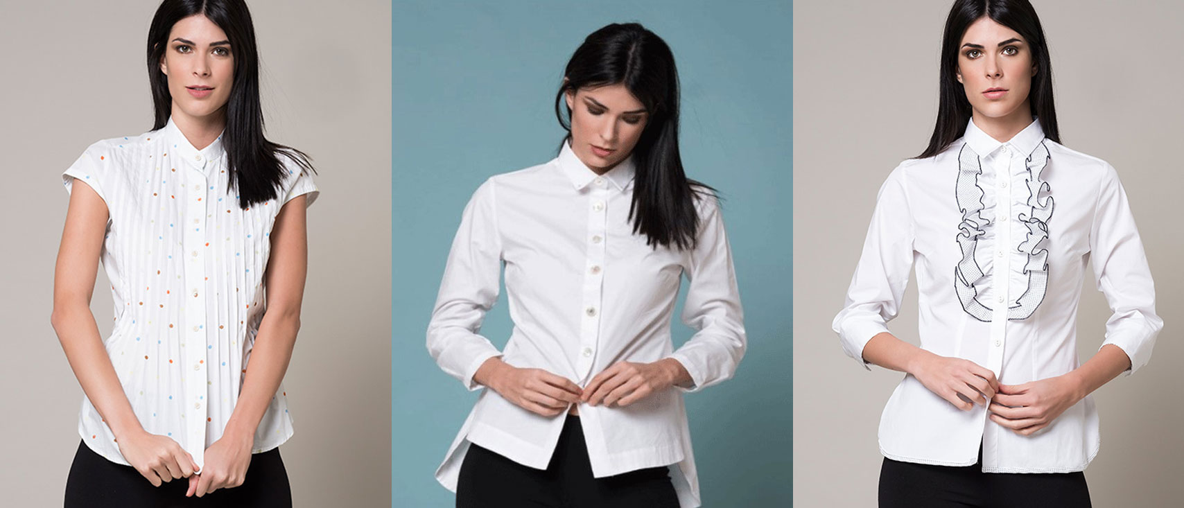 White Blouses for Any Occasion